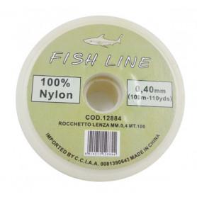 ROCCHETTO LENZA NYLON MM.0,4 MT.100