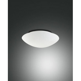 LAMPADA-DA-SOFFITTO-PANDORA-PLAFONIERA-BIANCO-2433-69-102-FABAS-LUCE-171772202379