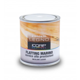 "FLATTING ""CUVER"" MARINE LUC.INCOLORE ML.375"