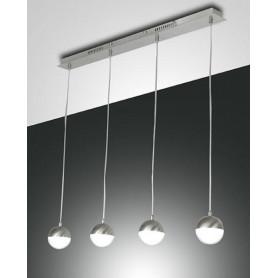 Variazione-di-LAMPADARIO-A-SOSPENSIONE-MELVILLE-A-LED-8W-E-32W-METALLO-METACRILATO-FABAS-LUCE-171873953765-a12c