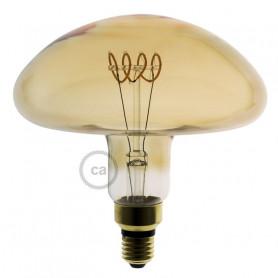 CA - Lampadina Dorata LED...