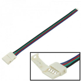 CONNETTORE-FLESSIBILE-PER-STRISCE-LED-MULTICOLORE-RGB-5050-CLIP-4-PIN-182136717036