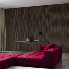 Pannello 3d in gesso DS8018 wall panel luceledcom iniz