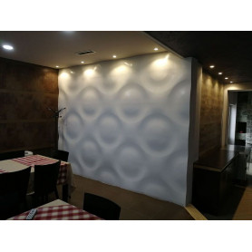 Pannello 3d Rivestimento wall panels luceledcom De Sanctis Light Design (36)
