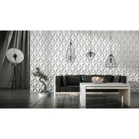Pannello 3d Rivestimento wall panels luceledcom De Sanctis Light Design (37)