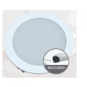 PANNELLO LED ROTONDO 12W