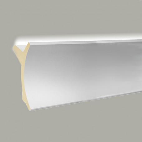 Cornice in gesso per strip led DS5014 decor luceledcom iniziale