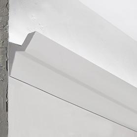 Cornice in gesso per strip led DS5016 decor luceledcom iniziale