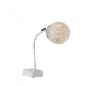 lampada da tavolo IN-ES060013PB design base bianca luceledcom