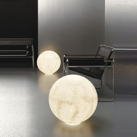 Floor Moon lampada terra IN-ES07001 iniziale 1 luceledcom