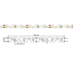 DIMENSIONI STRIP LED