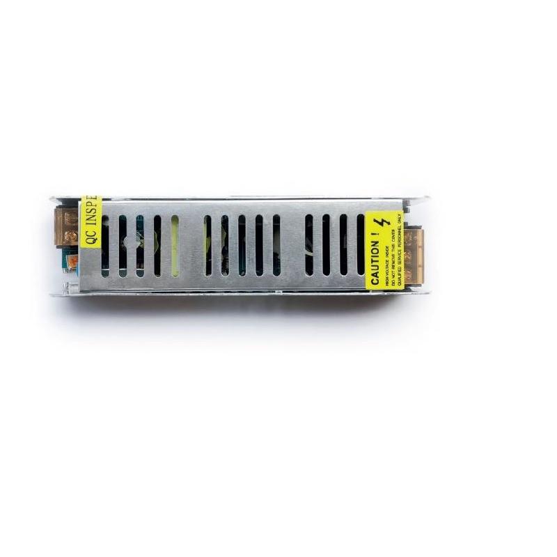 5 x RGB 10mm 4-Pin Striscia Led Connettore a Doppio Attacco 200mm Cavo