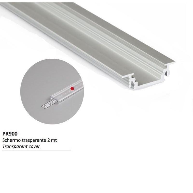 3 M D - IN PVC Nastro per Tende//Striscia Porta Kit x 3 M W 300 mm x 3 mm Strisce