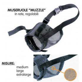 MUSERUOLA MUZZLE NET MEDIUM                 I