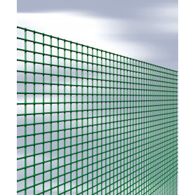 RETE QUADRAPLAST ELETTR.PLAST.  6X6   H.100