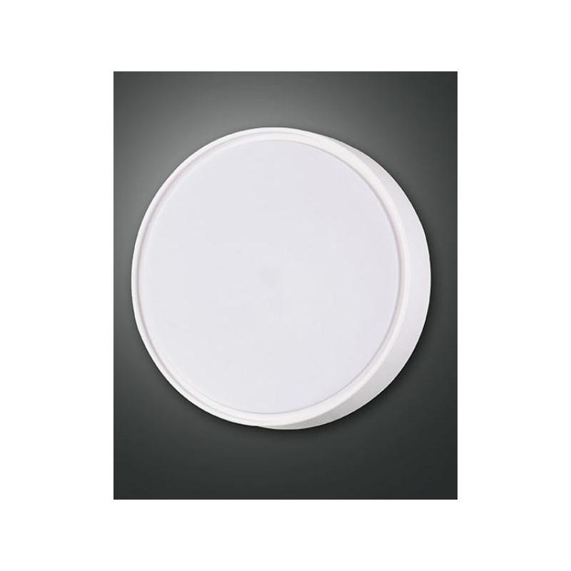 Lampade Da Esterno Plastica.Lampada Da Soffitto Hatton Plafoniera Per Esterno Ip65 In Plastica