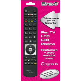 "TELECOMANDO X TV ""BRAVO"" ORIGINAL6 TELEFUNKEN"