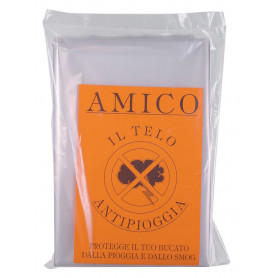 "TELONE POLIET. PARA-PIOGGIA ""AMICO"" MT.3X2*"