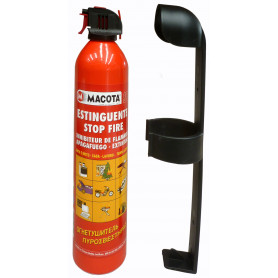 "ESTINTORE ""STOP FIRE"" ML.700 CON SUPPORTO"