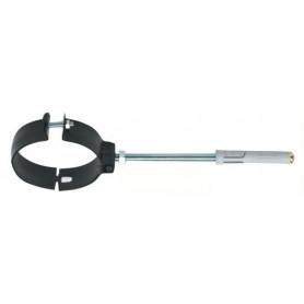 COLLARE X TUBI PELLET NERO SAT.CM.8