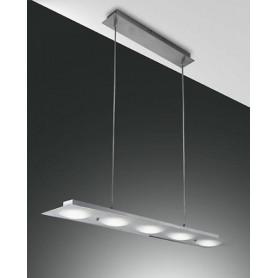LAMPADARIO-A-SOSPENSIONE-LOWELL-LED-30W-STRUTTURA-IN-METALLO-E-VETRO-FABAS-LUCE-171795993709