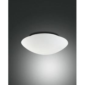 LAMPADA-DA-SOFFITTO-PANDORA-PLAFONIERA-LED-13W-VETRO-BIANCO-D30-FABAS-LUCE-171795993763