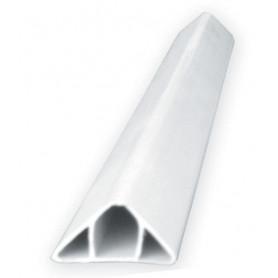 SMUSSO PVC PER PILASTRI MM. 22X22X30