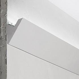 CORNICE-IN-GESSO-ANGOLARE-PER-INSTALLAZIONE-A-PARETE-ALLOGGIO-STRIP-LED-ART80-172569495384