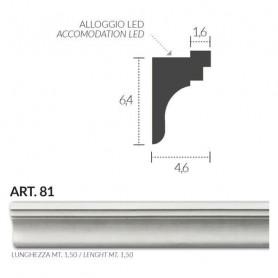 CORNICE-IN-GESSO-BOMBATA-H64-INSTALLAZIONE-A-PARETE-E-ALLOGGIO-STRIP-LED-ART81-172569614660
