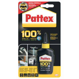 "PATTEX ""100% COLLA"" BLISTER  GR.50"