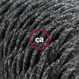 Cavo-Elettrico-trecciato-rivestito-in-Lino-Naturale-Antracite-TN03-122521560276