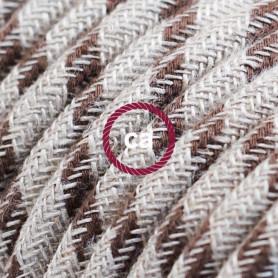 Cavo-Elettrico-rotondo-rivestito-in-Cotone-Stripes-color-Corteccia-e-Lino-Natura-122521560657