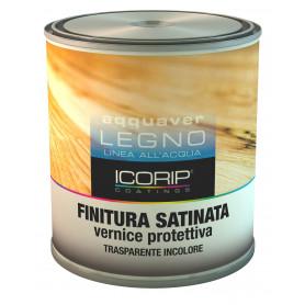 FLATTING AQQUAVER SATINATA INCOLORE ML.750
