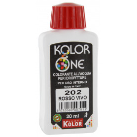 COLORANTE KOLOR ONE ML.20 N.202 ROSSO VIVO