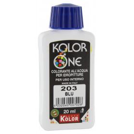 COLORANTE KOLOR ONE ML.20 N.203 BLU