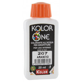COLORANTE KOLOR ONE ML.20 N.207 ARANCIO