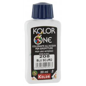COLORANTE KOLOR ONE ML.20 N.208 BLU SCURO