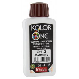 COLORANTE KOLOR ONE ML.20 N.212 MARRONE