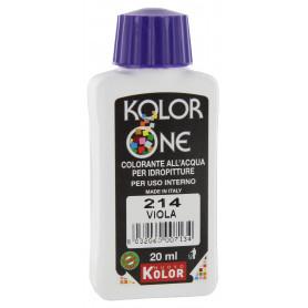 COLORANTE KOLOR ONE ML.20 N.214 VIOLA