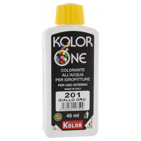 COLORANTE KOLOR ONE ML.45 N.201 GIALLO ORO