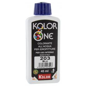 COLORANTE KOLOR ONE ML.45 N.203 BLU