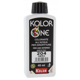 COLORANTE KOLOR ONE ML.45 N.204 NERO
