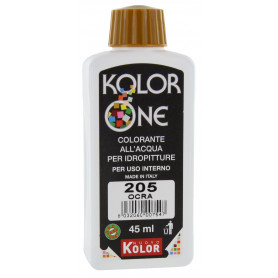 COLORANTE KOLOR ONE ML.45 N.205 OCRA
