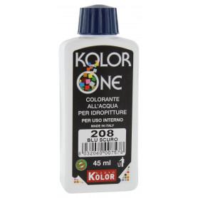 COLORANTE KOLOR ONE ML.45 N.208 BLU SCURO