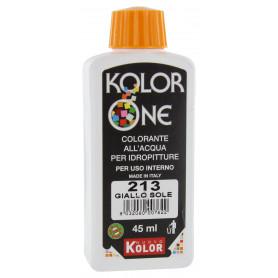 COLORANTE KOLOR ONE ML.45 N.213 GIALLO SOLE