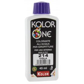 COLORANTE KOLOR ONE ML.45 N.214 VIOLA