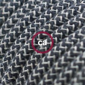 Cavo-Elettrico-rotondo-rivestito-in-Cotone-ZigZag-color-Antracite-e-Lino-Natural-122521561583