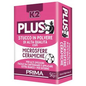 STUCCO PLUS MICROSFERE K2 DA KG 5