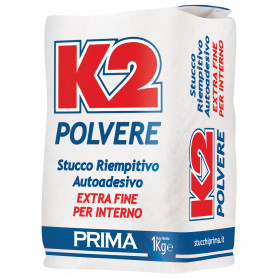 """STUCCO IN POLVERE """"K2"""" DA KG. 1"""