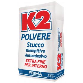 """STUCCO IN POLVERE """"K2"""" DA KG.20"""